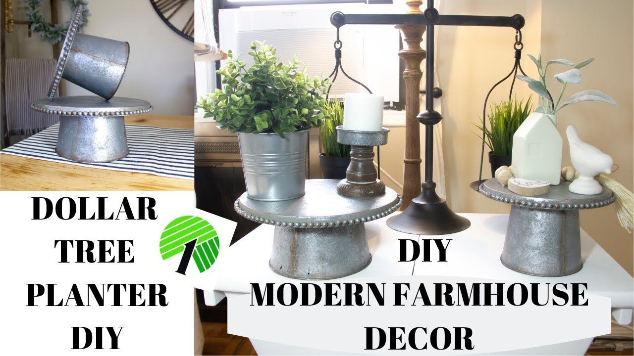 EXCELLENT TIPS HERE DIY MODERN FARMHOUSE DECORDOLLAR TREE