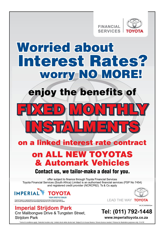 Imperial Toyota Bedfordview Imptoysdp Profile Pinterest