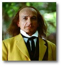 man in the yellow suit tuck everlasting