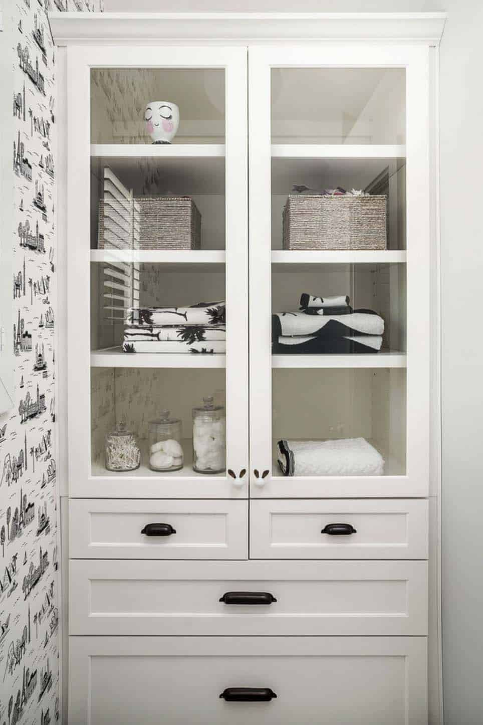 Store More In Your Bathroom With These Smart Storage Ideas Built