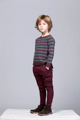 anais and i - Pants ALEXANDER in Maroon http://www.hello-alyss.com/collections/anais-i/products/anais-i-pants-alexander-in-maroon