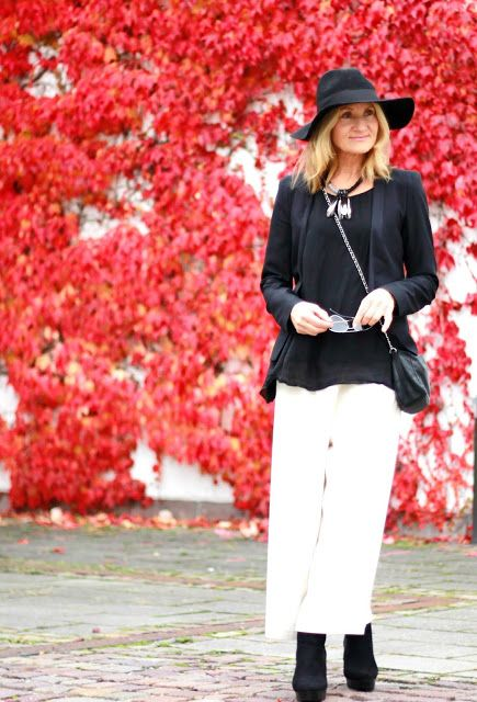 CULOTTES WITH HAT