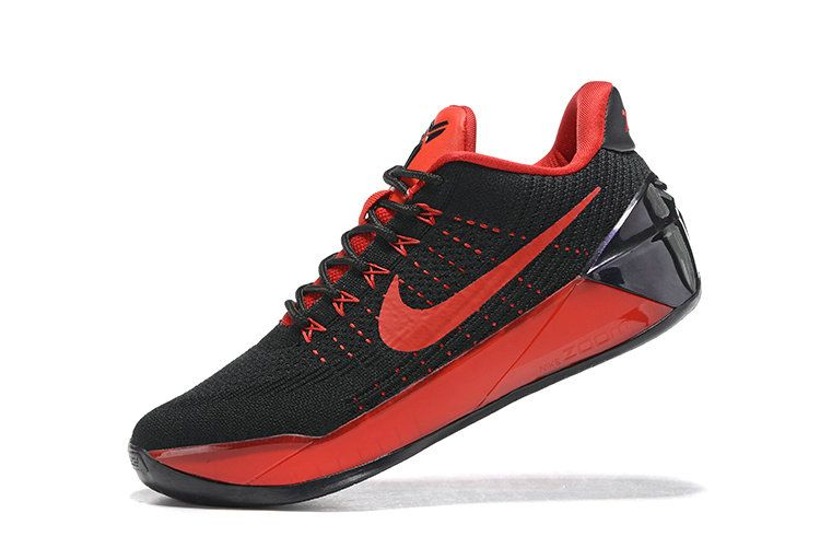 Free Shipping Only 69  Big Boys Nike Kobe AD Black Sport Red For Women 10aa87d4b