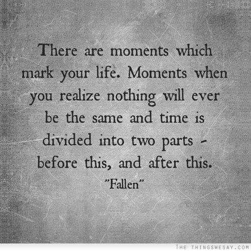 There are moments in time that will always be defined as before this and after this. Surviving infidelity is one of those...