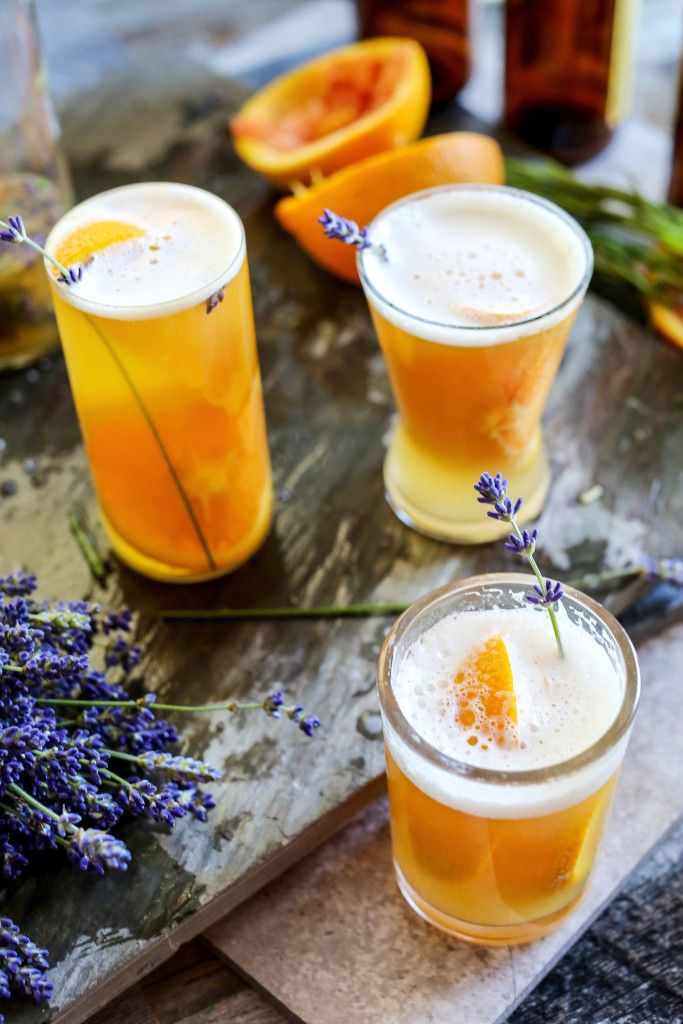 Lavender Beer Cocktail Recipe Drink Recipes For All