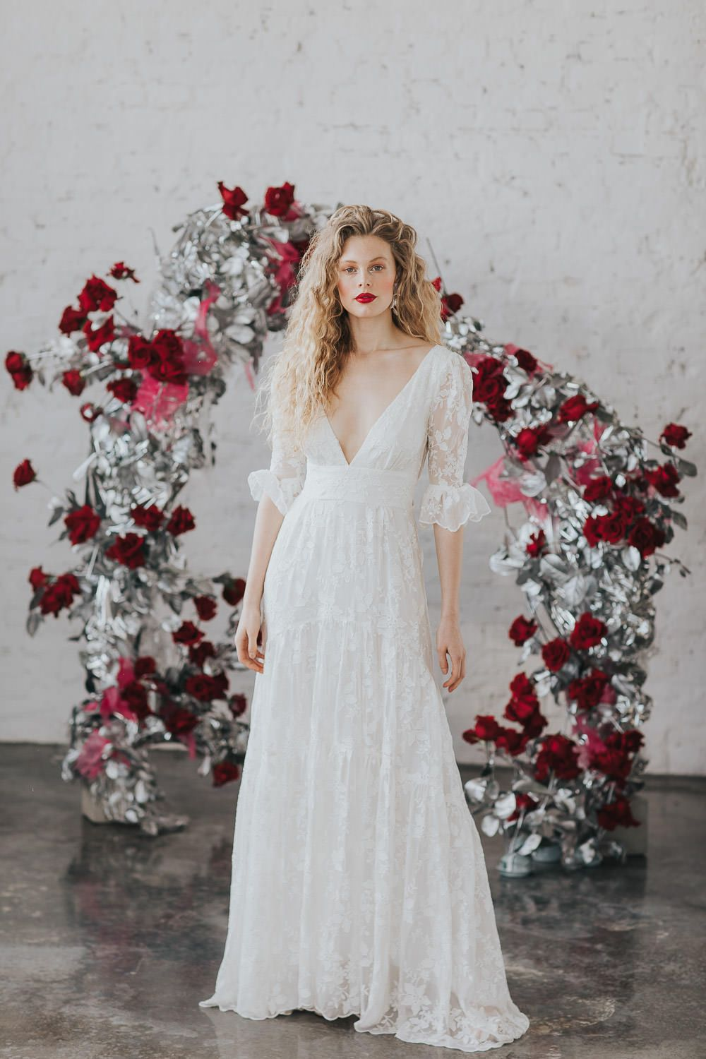 Styling for Bohemian Wedding Dresses in 15  Böhmische