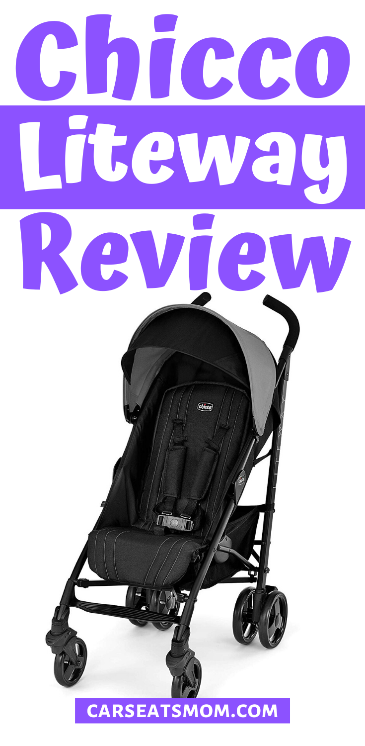 Chicco Liteway Stroller Review in 2020 (With images