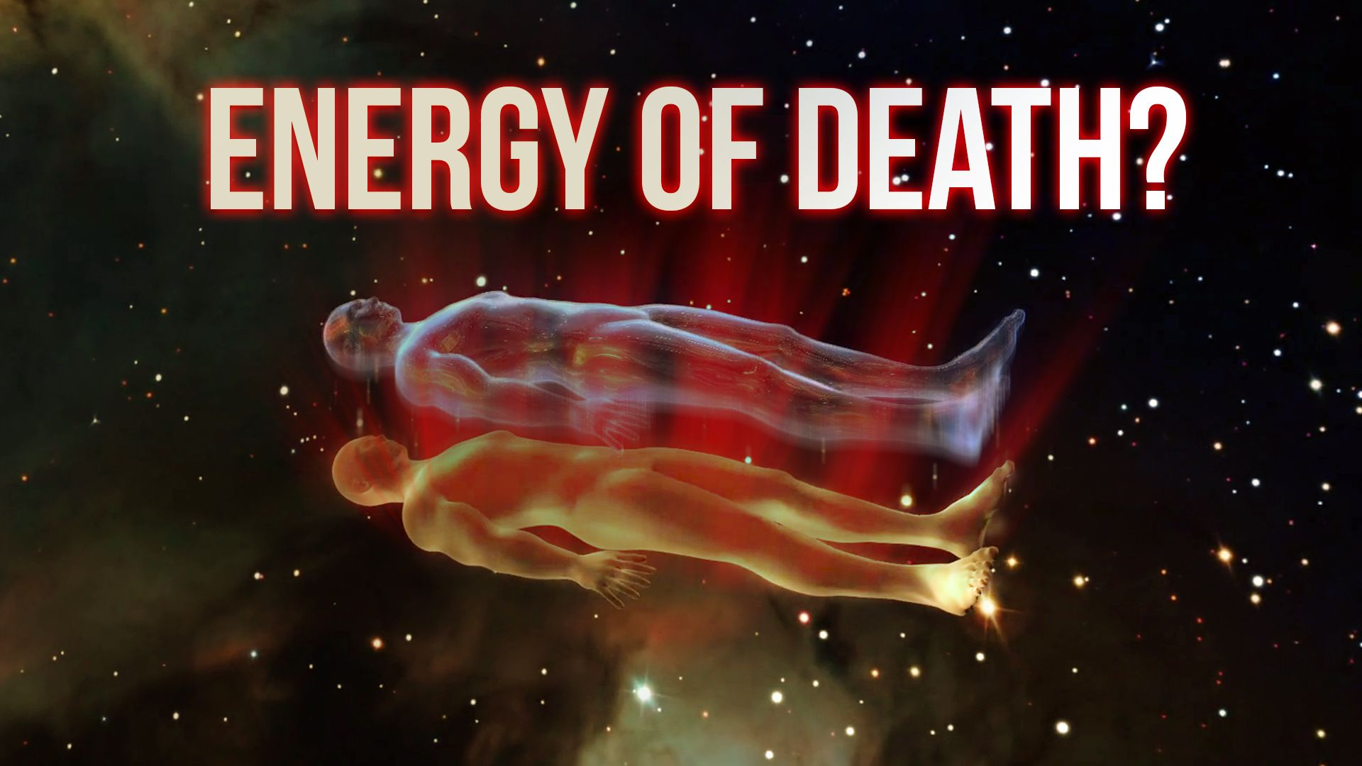 What Happens To Your Energy After You Die During The Time That