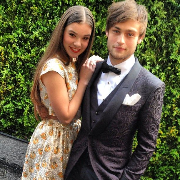 douglas booth and hail...