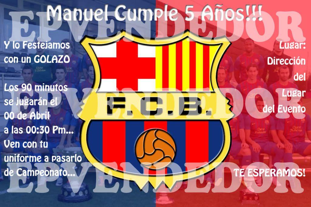 Tarjetas De Invitacion A Cumpleaños Futbol En Hd Gratis 2 HD Wallpapers Victor!!! Pinterest