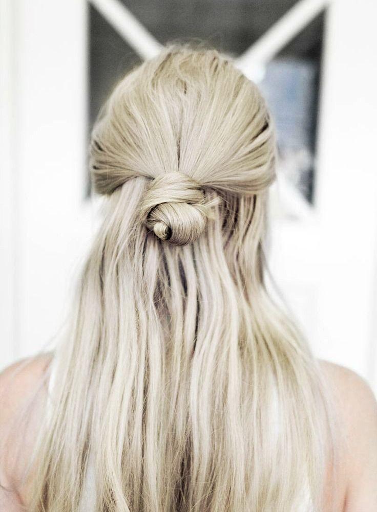 Unique Hair Knots