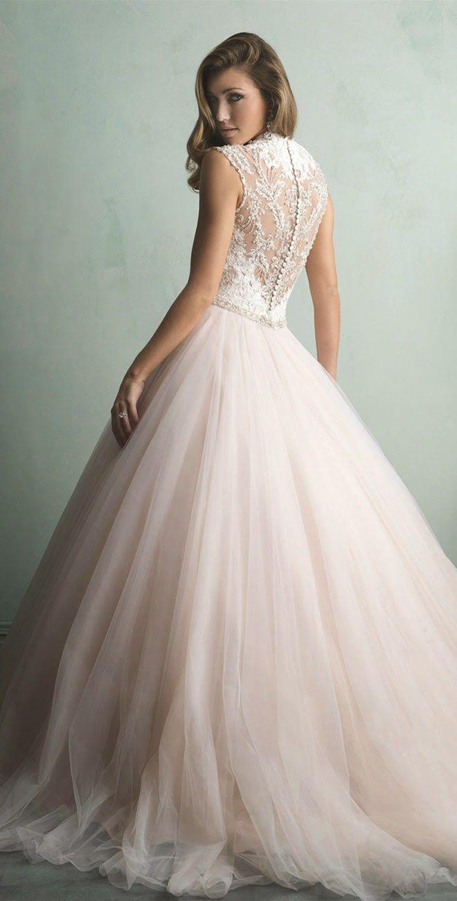 Allure Bridals Fall 2014 | Vestidos de novia, De novia y Novios