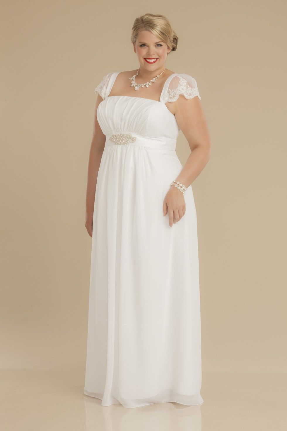 Cheap wedding dress Aster - Plus size wedding dresses Melbourne ...