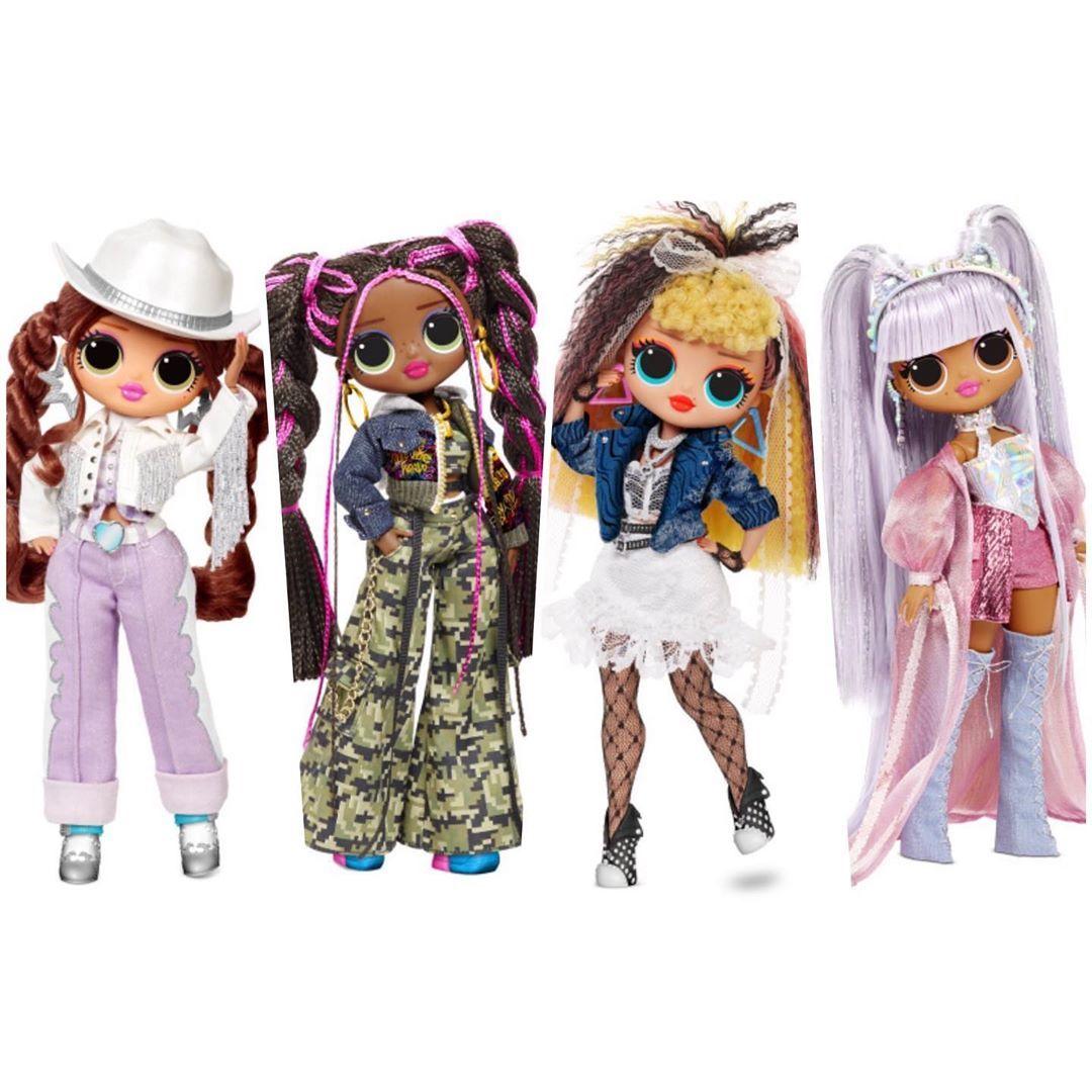 Lol Surprise Omg Fashion Dolls V Instagram Remix Omg Dolls New Video Alert On My Youtube Channel Surprisingdolls The Link In 2020 Lol Dolls Cute Dolls Dolls