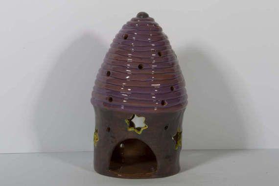 Guarda questo articolo nel mio negozio Etsy https://www.etsy.com/it/listing/504508630/portacandele-in-terracotta-realizzata-e