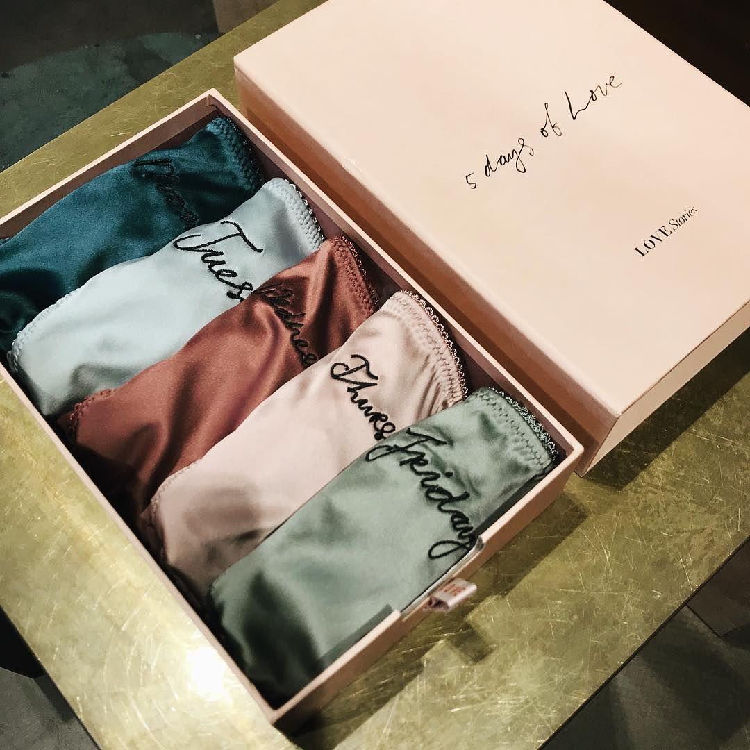 "e714c32a468 Love Stories Intimates on Instagram: ""Friday Night panty #oneforeveryday  #weekday #tgif #rosie #lingerie #perfectmismatch #lovestoriesintimates"""