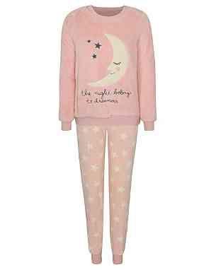 Moon Pyjama Set