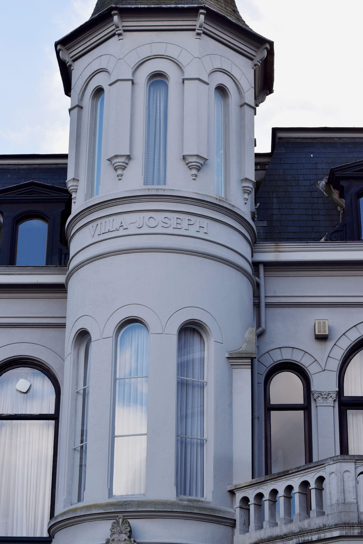 Villa Joseph bouwjaar 1897 Eclectische stijl Rijksmonument
