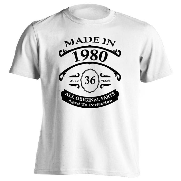 36th Birthday T Shirt