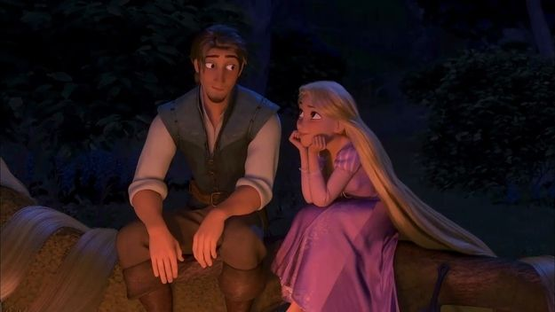 Cheers To The Best Disney Couple 3 Disney Tangled Flynn Rider And Rapunzel Disney Couples