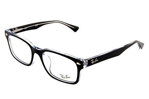 94573d58a60d ... sweden ray ban rx5286f eyeglasses 2034 black clear 53mm 79c47 b68de