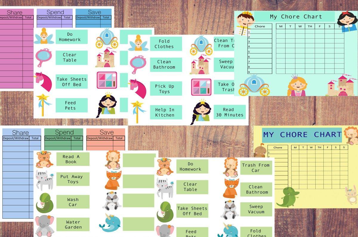 Kids Financial Fairytale Set