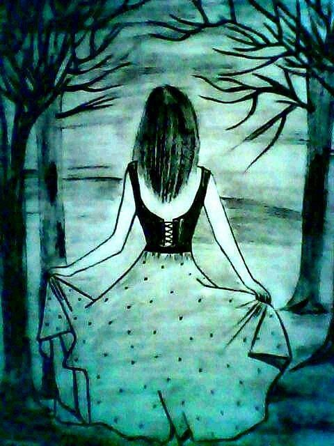 Pencil drawings of loneliness google search