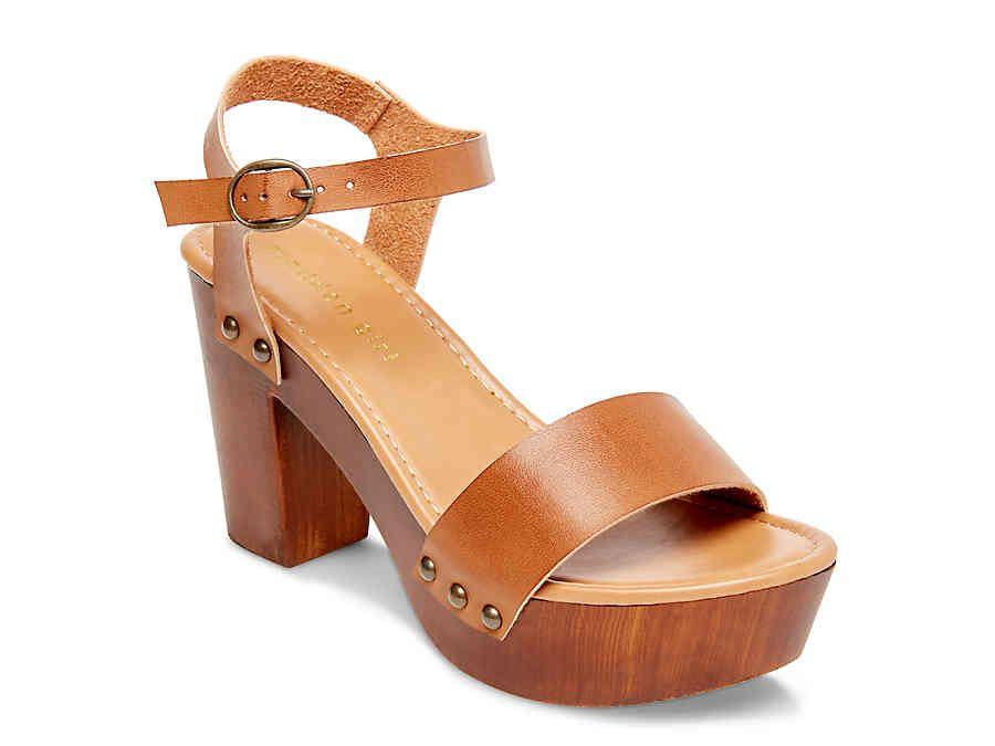 Madden Girl Lifft Platform Sandal Women
