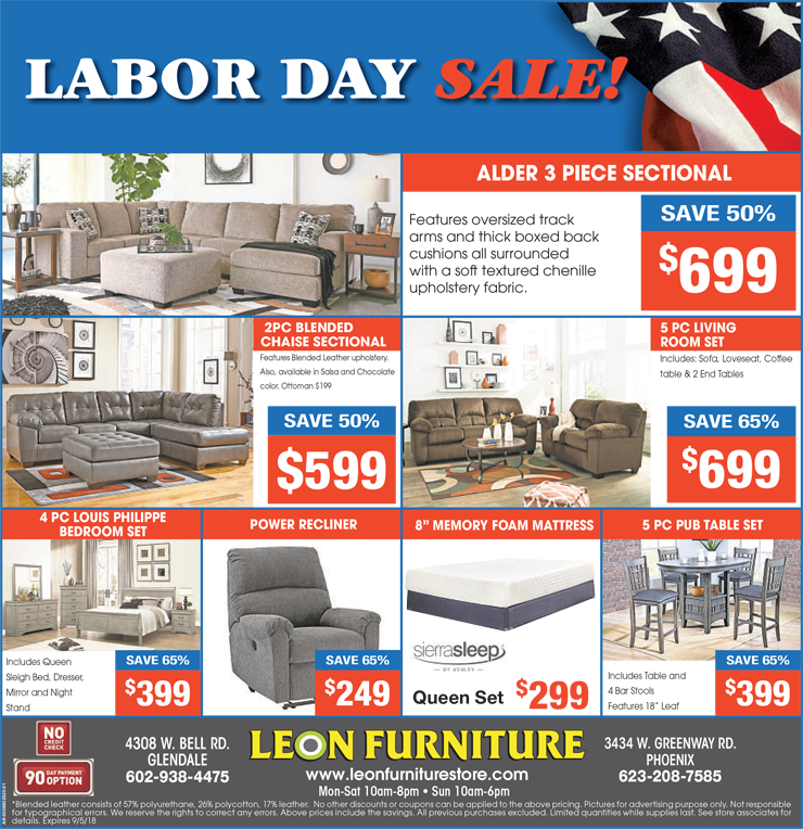 Labor Day Sales Our Biggest Event Of The Year! Get Up To