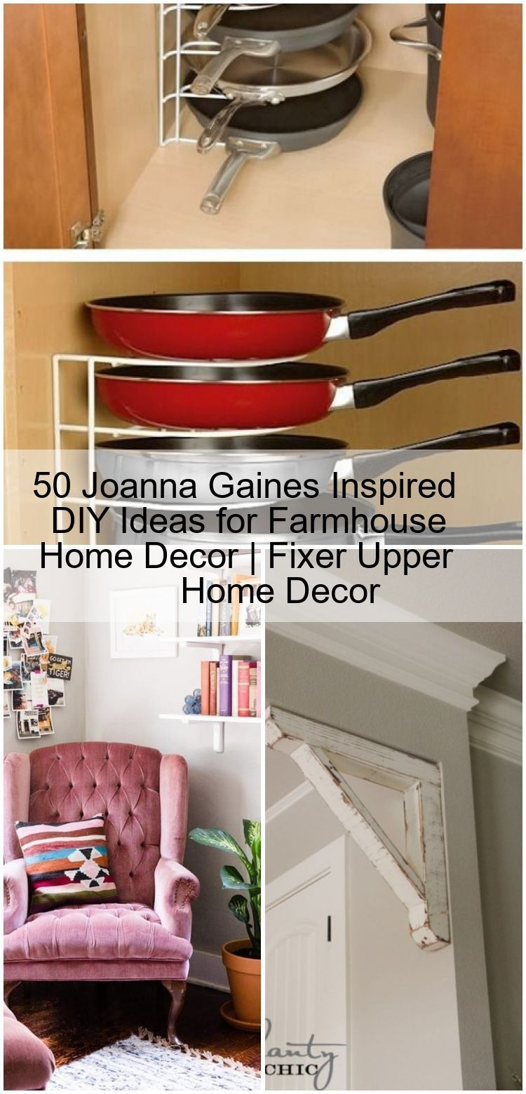 50 Joanna Gaines Inspirierte Diy Ideen Fur Farmhouse Home Decor Fixer Upper Home Decor Diyideen Fa In 2020 Kitchen Furniture Storage Farmhouse Homes Home Decor