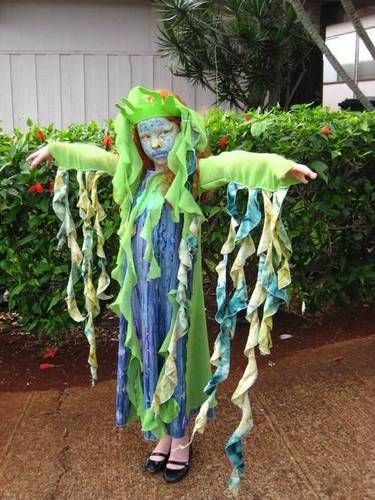 sea monster costume | Sea Monster...for a little girl - OCCASIONS AND HOLIDAYS & sea monster costume | Sea Monster...for a little girl - OCCASIONS ...