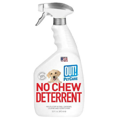 Dog Repellent Spray Pet Training Spray Stop Dog Chewing