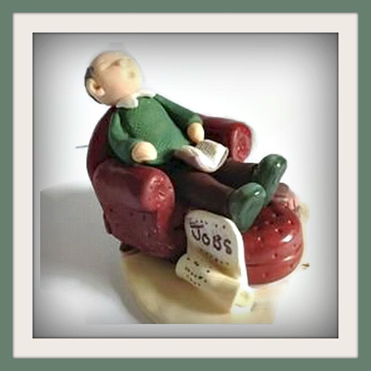 Keepsake cake toppers for all occasions. Hand crafted to your own individual designs.  This figure was made Grandad's 85th birthday party       http://www.acecaketoppercharacters.com/