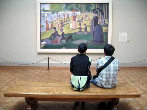 Chicago Art Institute