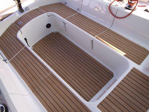 Synthetic Marine Teak Decking Solutions Nuteak Flooring Teak