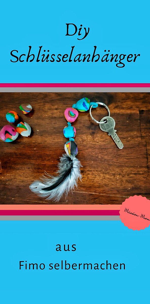 DIY Schlüsselanhänger - Geschenke selbermachen