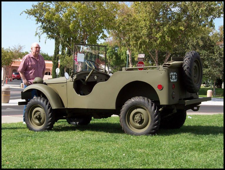 The Bantam Reconnaissance Car was born in the form of a one-off - army form