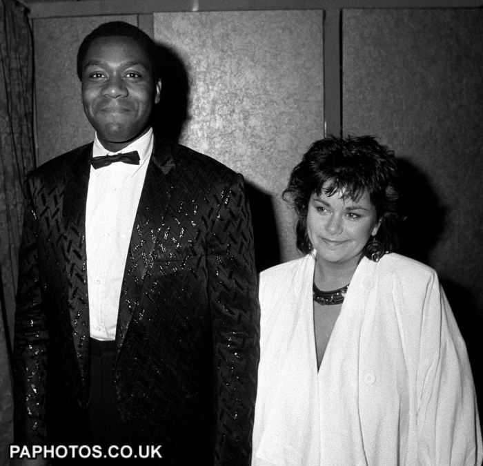Welcome Friends Reunited Dawn French Lenny Henry Jennifer Saunders