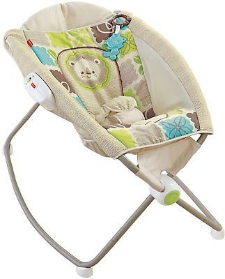 Basket Rocking Baby Sleeper Bassinet Cradle Born Infant Crib Bed Nursery Rock N Play Baby Rocker Sleeper Rock N Play Sleeper