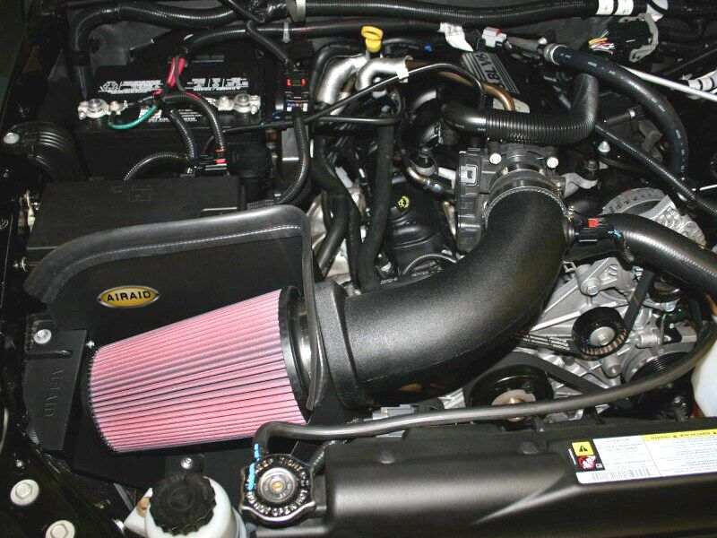 Awesome 2011 Jeep Wrangler Cold Air Intake