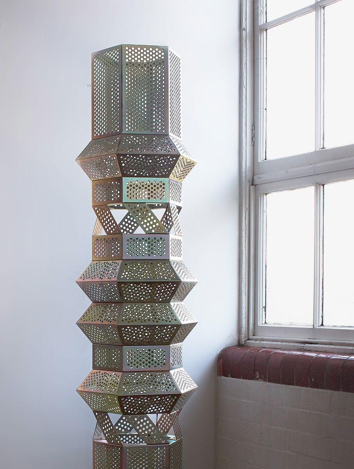 Column fabien cappello column floor lamp floor lamp