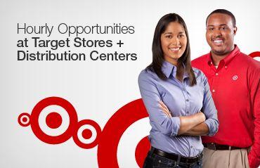Target Job Application System Job Application Job Target Store