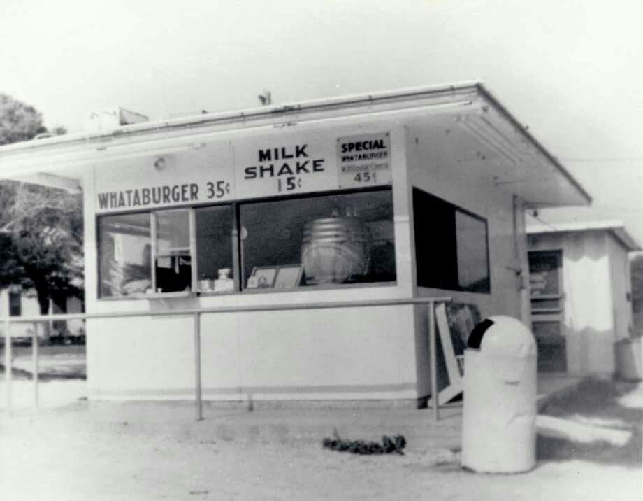 The Very First Whataburger Opened In Corpus Christi Tx In 1950 Image Via Whataburger Corpus Christi Only In Texas Texas History