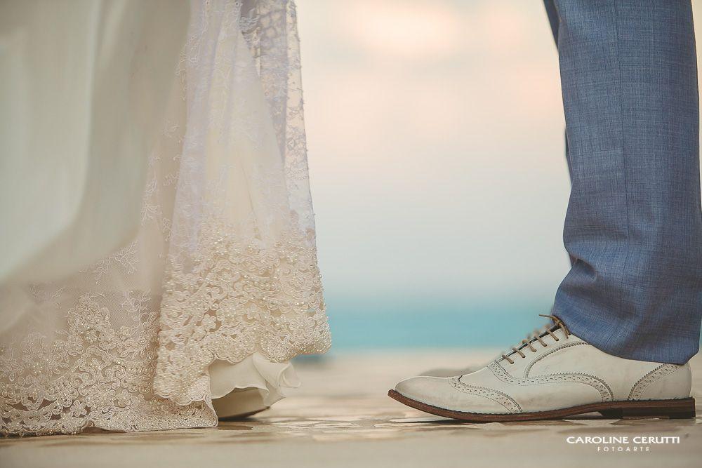 Fotógrafa de Casamento - Caroline Cerutti - Casamento Thaeme e Fábio | Dreams…