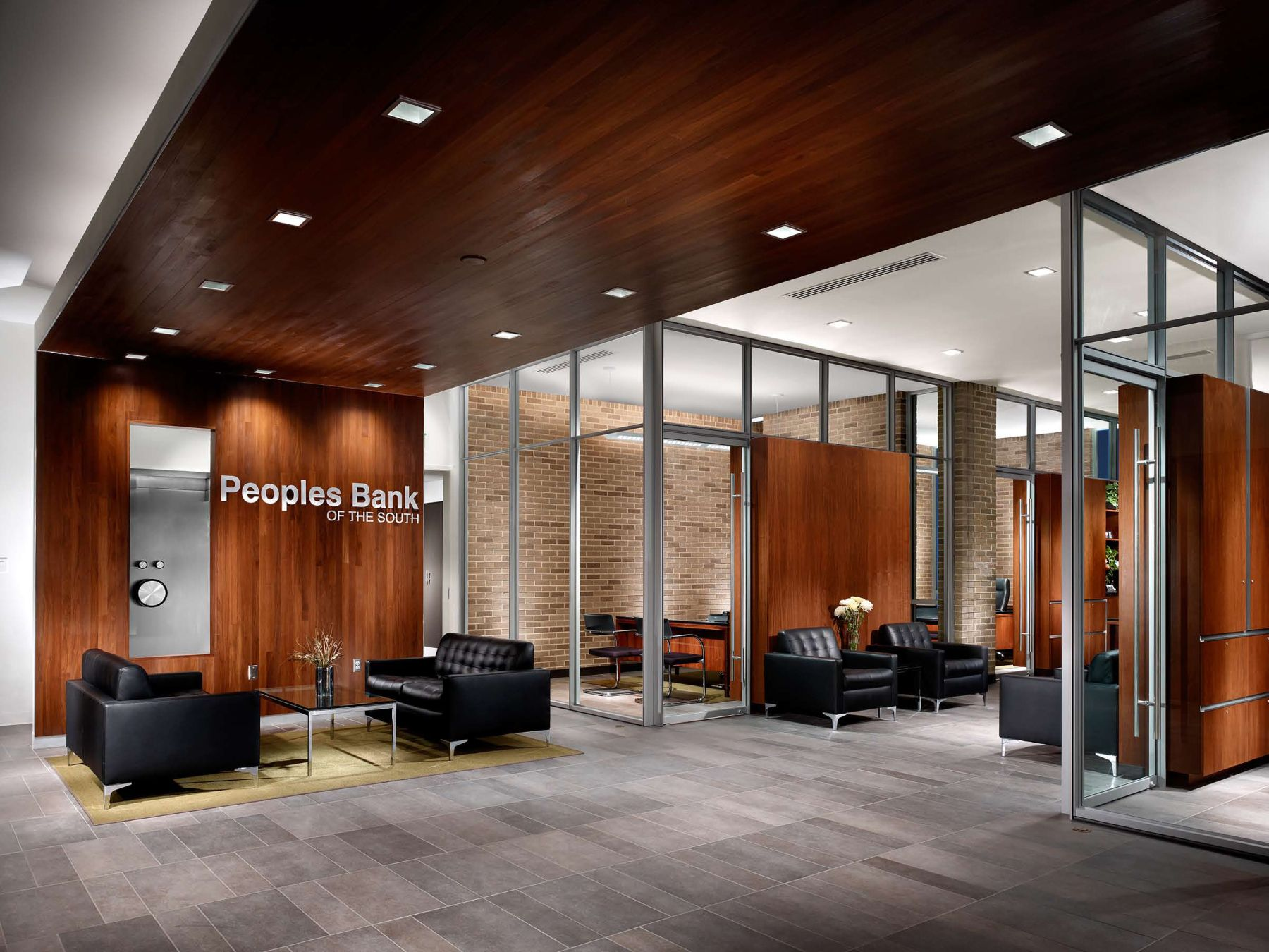 Awesome Bank Interior Design Ideas Gallery | MESO: Visioning in 2019 ...