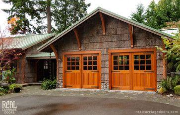 Carriage Garage Doors traditional garage doors