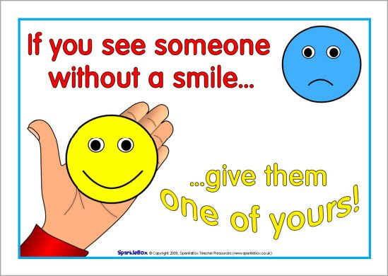 Bathroom Signs Sparklebox images of smile posters | share a smile poster | smile a little