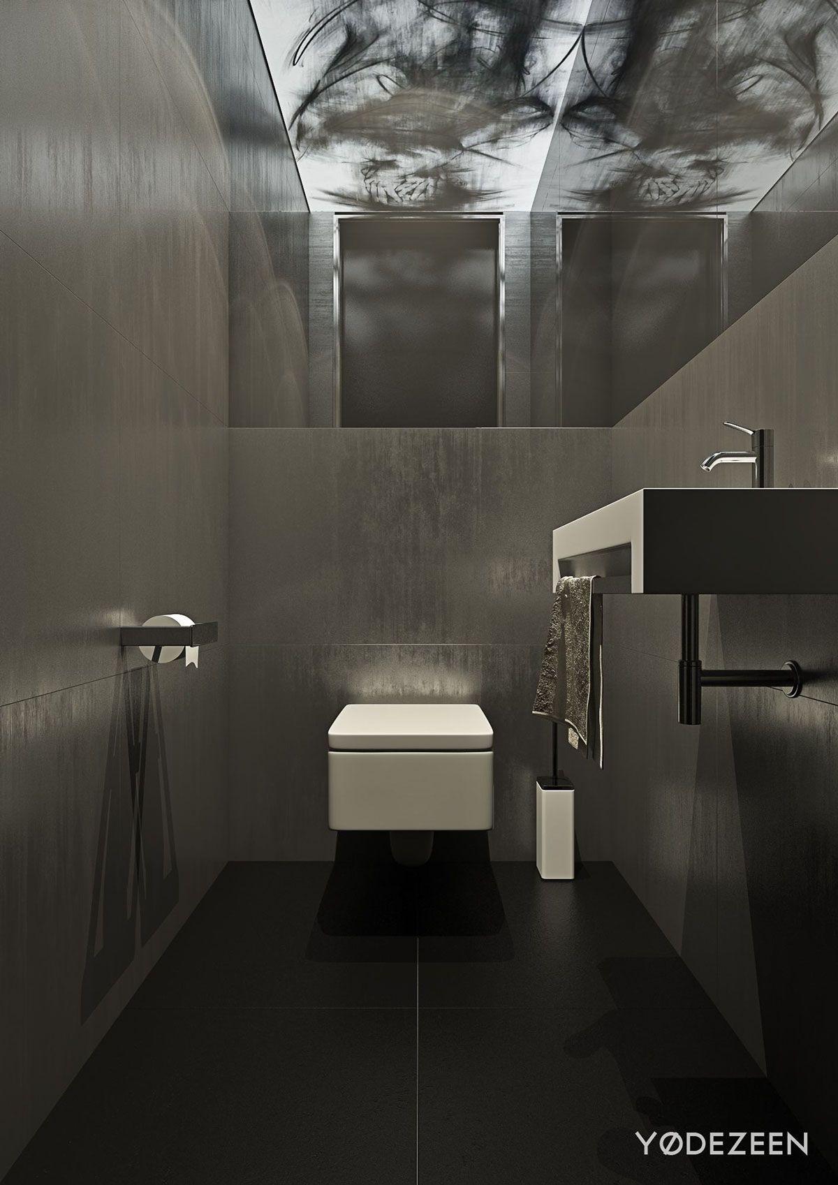 Sleek Bathroom Design The Bath Keeps With The Sleek Themes Using Luxurious Marble Tiles