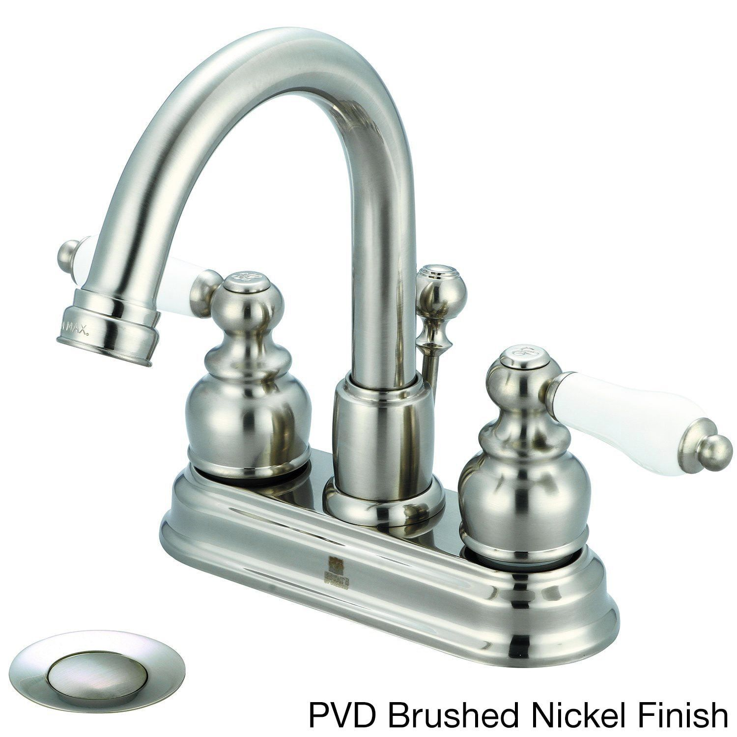 Pioneer Brentwood Series 3BR310 Double-handle Porcelain Lever ...