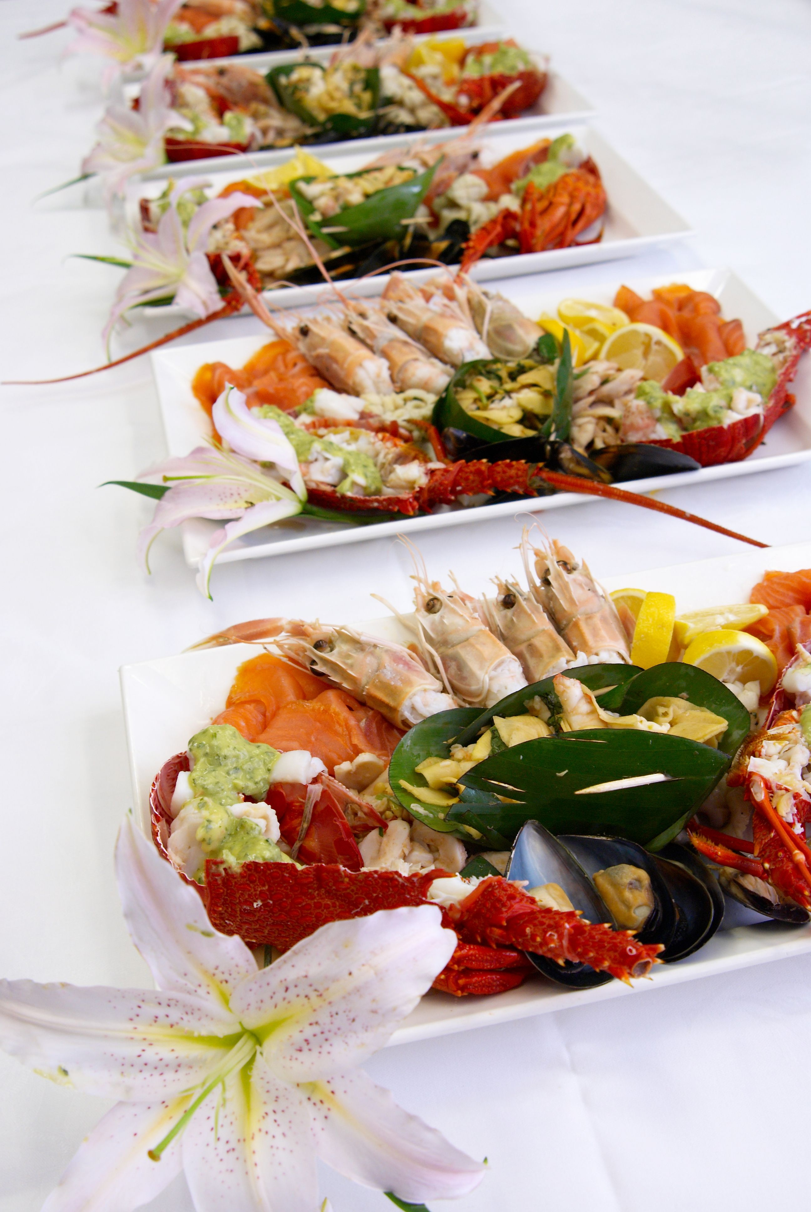 Seafood Platters South African Favourites In 2019 Seafood